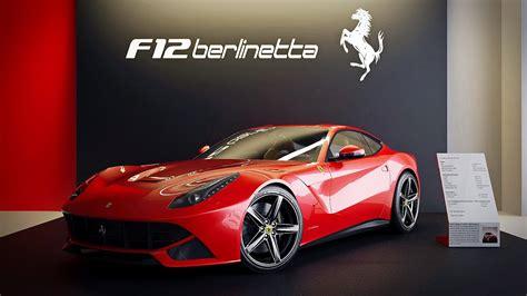 ferrari coupe 2017 2017 ferrari f12 berlinetta red 740 hp animal carbuzz info