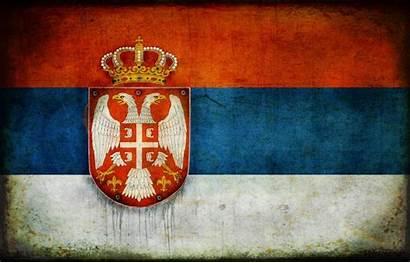 Flag Serbian Wallpapersafari Wallpapers Serbia Arms Coat