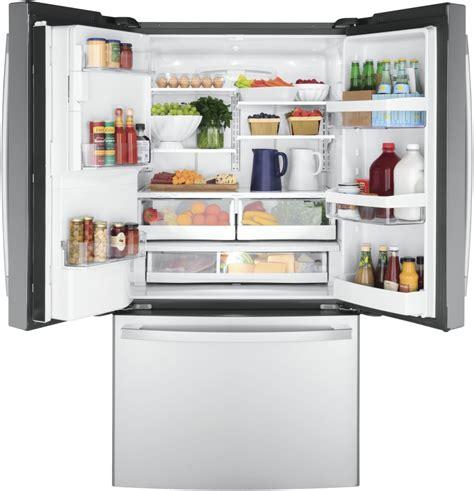 ge gyegynfs   counter depth french door refrigerator   cu ft capacity