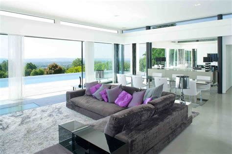 Fabulous Open Plan Living Rooms With A View by 51 Modern Living Room Design From Talented Architects