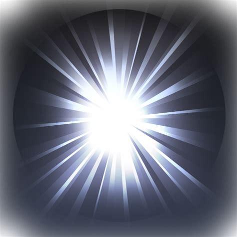 bright led flashlight shakel light bulb on your phone