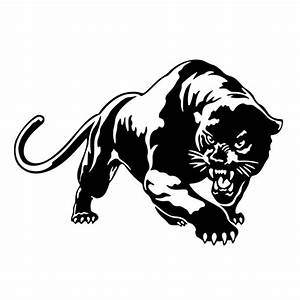 Puma Cougar Panther SVG, DXF, EPS, Png, Cdr, by ...