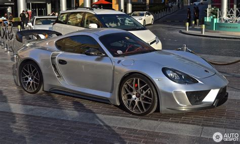 Porsche Cayman Royal Customs Alpha One Bodykit 1