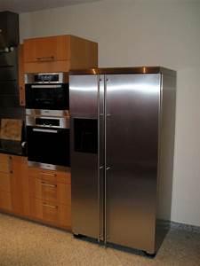 Küche Mit Side By Side Kühlschrank : hochschrank k che k hlschrank ~ Bigdaddyawards.com Haus und Dekorationen