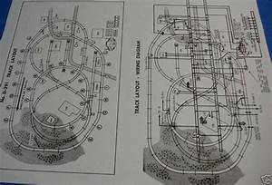 D291 Track Layout And Wiring Diagram