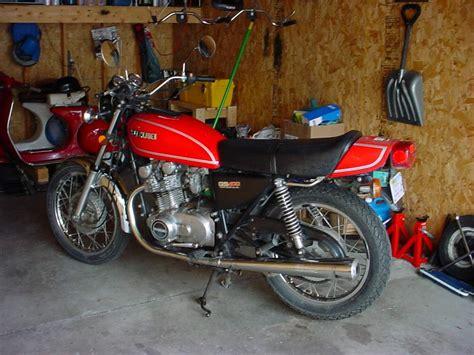 1978 Suzuki Gs400 by 1977 Suzuki Gs400 Project Adventure Rider