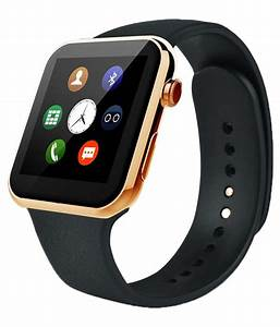 Mobimint Nokia X Smart Watches Black - Wearable ...
