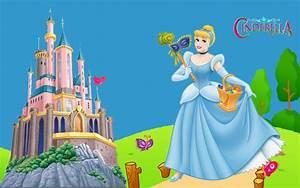 Cinderella, Cartoon, Movie, For, Children, Photo, Wallpaper, Hd