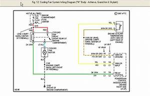 Need Wiring Diagram For Pontiac Grand Am Se 1997 With 2 4l