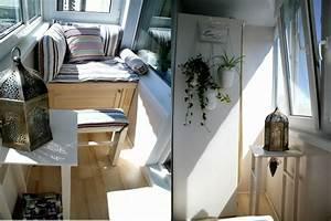 Balkon Gestalten Orientalisch : kleiner balkon 40 kreative und praktische ideen ~ Eleganceandgraceweddings.com Haus und Dekorationen