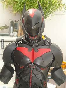 Gorgeous fan made Batman suit of armor.   Armors, Cosplay ...