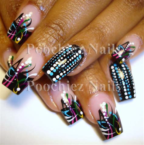 Fresh New Nail Art Style  Nail Art Design From Coolnailsart