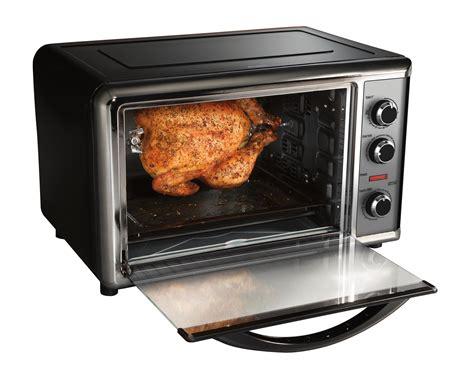 Countertop Toaster Oven - hamilton 31104 countertop oven with