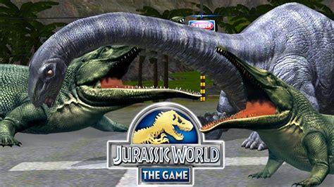 Jurassic World Das Spiel 79 Neue LegendÄre Dinos And Die