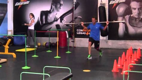 functional training fitness center speed agility quickness strength saq