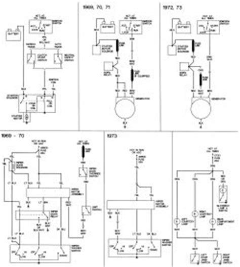 75 Corvette Wiring Diagram by Repair Guides Wiring Diagrams Wiring Diagrams
