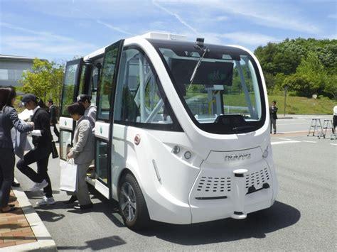 softbank baidu units tie up to bring autonomous buses to