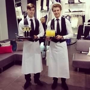 35 best Pinstripe Chef & Restaurant Uniform Ideas images ...