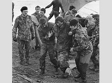 A very dirty war British soldiers shot dead by enemy