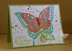 39 best images about Stampin Up Butterfly Framelit on ...