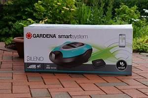 Gardena Rasenmäher Roboter : rasenm her roboter von gardena rasenm her roboter ~ Frokenaadalensverden.com Haus und Dekorationen