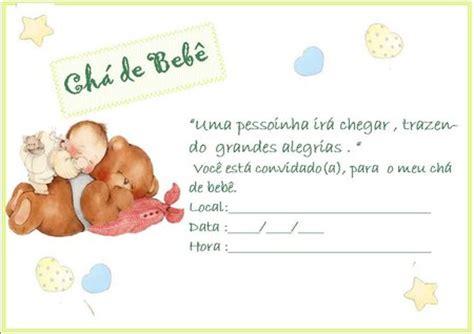 convites de cha de bebe  imprimir gravidez