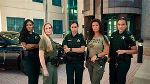#GirlPower at the Broward Sheriff's Office, hot cop ...