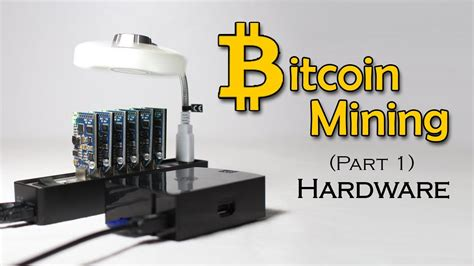diy bitcoin mining hardware part1