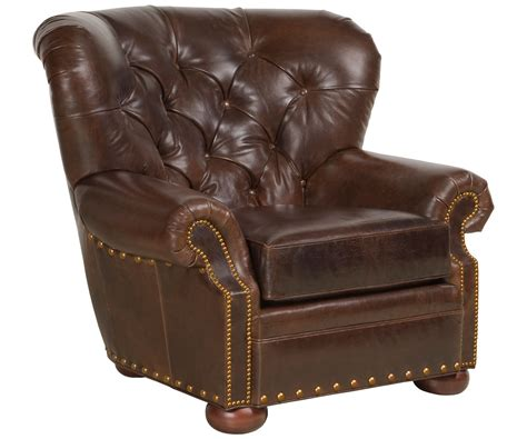 leather chair tufted leather armchair furniture