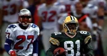 Super Bowl Xxxi Packers 35 Patriots 21 Photos Super