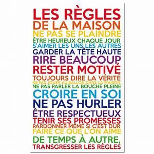 Affiche Les Regles De La Maison : poster les regles de la maison ventana blog ~ Melissatoandfro.com Idées de Décoration
