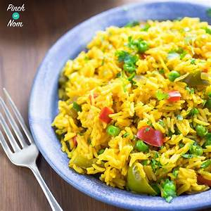 Syn Free Nando's Spicy Rice Slimming World Pinch Of Nom