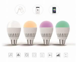 Lampe Mit Lautsprecher : led lampe mit integrierten bluetooth lautsprecher 5 watt e27 led lampe 600 lumen ebay ~ Eleganceandgraceweddings.com Haus und Dekorationen