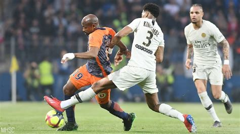 Match : Montpellier/PSG (3-2), les performances ...