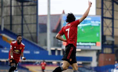 Cavani could start Man United vs West Brom