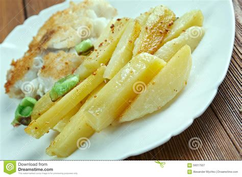 cuisiner carpe carpe frite stock photo image 56017507
