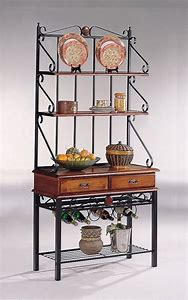 Best Bakers Rack - ideas and images on Bing | Find what you ...