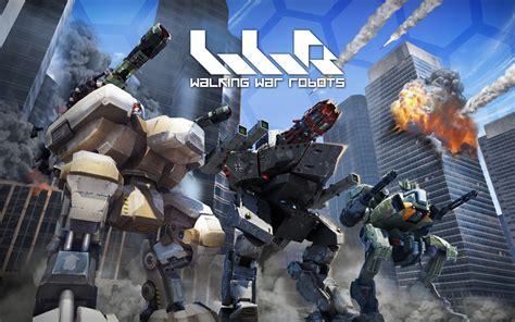Walking War Robots Ios, Ipad Game