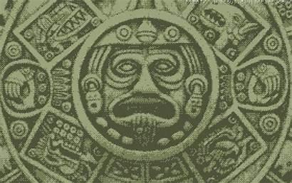 Aztec Calendar Wallpapers Aztecs Wallpapercave