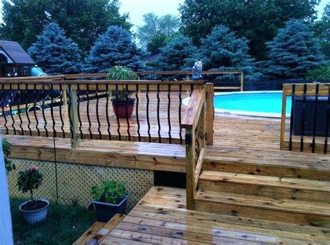 pool deck fencing ideas pool privacy fence idea bullyfreeworld com