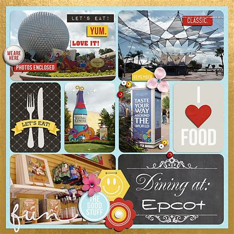 scrapbooking cuisine 97 best images about food recipe scrapbook layouts on