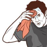 Sweating Man Meme - sweating towel guy image gallery know your meme