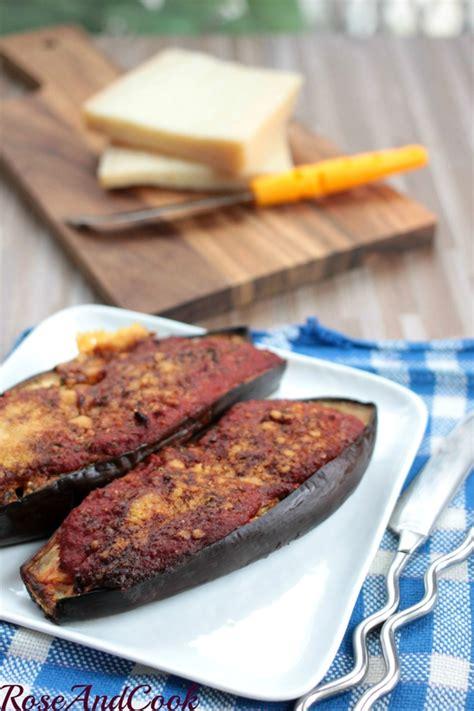 légume grillé au four aubergine au four sauce tomate aubergines grill es la