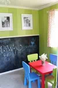 kreidetafel kinderzimmer modernes deko design für die wohnung 25 kreidetafel ideen archzine net