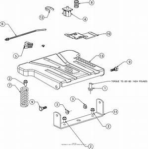Mtd 13a878xt099  247 273740   T1500   2017  Parts Diagram