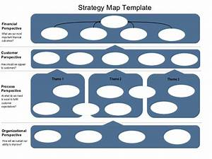 strategy map template With strategy map template xls