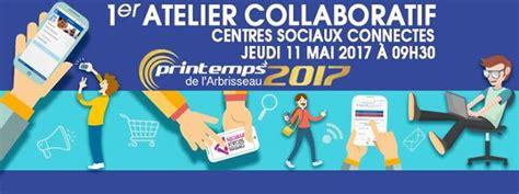 si es sociaux lille atelier numérique centres sociaux connectés centre