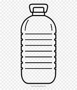 Plastic Bottles Clipart Bottle Water Colouring Coloring Pages Template Webstockreview Pinclipart Sketch Templates sketch template