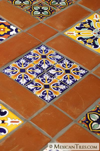 mexican tile    spanish mission red terracotta