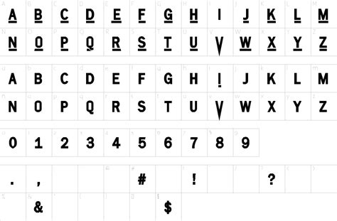 Survivor Series Font - 1001 Free Fonts